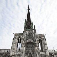Руанский кафедральный собор. :: Александр Яковлев