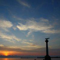 Памятник затоленным кораблям! :: Мария =Р