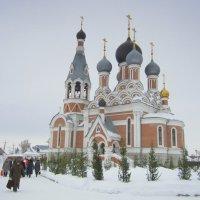 Кафедральный собор  в Бердске . :: Мила Бовкун