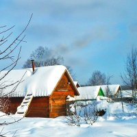 Сегодня банный день :: Николай Малуха