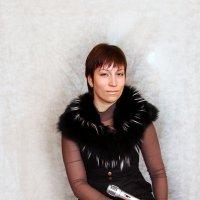Девушка с микрофоном. :: Александр Кемпанен