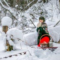 морозко :: Андрей Писарев