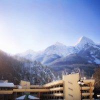 Mountains. Adler :: Pavel Skvortsov