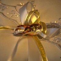 Обручальные кольца :: Карен Ирицян