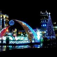 Вспоминая Новый год... Харьковский вокзал. :: Ольга Голубева