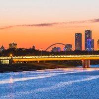 Новый мост в Астане :: Максим Рожин