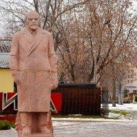 Ленин на Крымском валу :: Владимир Болдырев