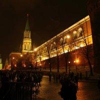 Никольская башня Кремля :: Александр Кореньков