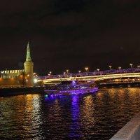 Навигация. Москва река. :: Александр Кореньков