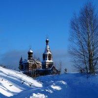 церковь :: Алексей Логинов