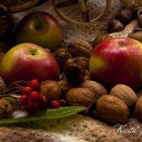 осенние плоды :: Кристина Хоменко