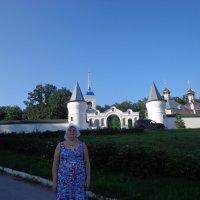 Поездка по святым местам :: Марина Колмакова