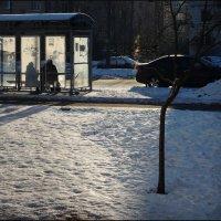 Автобусная остановка :: sv.kaschuk