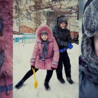 Зимние каникулы :: Олег Берлизев