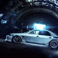 Nissan Skyline R33 :: Михаил Шаров