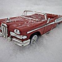 Edsel Citation 1958 :: Павел Зюзин