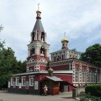 Церковь Параскевы Пятницы в Качалове. :: Александр Качалин