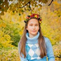 Золотая осень :: Дарина Козловская