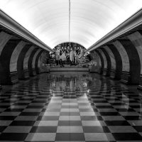 красивое метро :: Svetlana AS