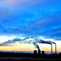 Утро над Каширой. :: Михаил Столяров