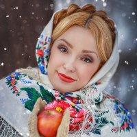 Зимняя красавица :: photographer Kurchatova