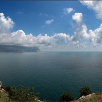 Crimea. Cape Aya :: Gino Munnich