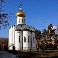 Николо Угрешский монастырь :: Владимир Воробьев