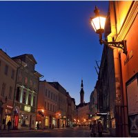 Uus Vana Tallinn или новый старый Таллинн :: Михаил Лесин