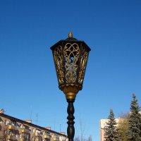 Узорчатый фонарик :: Grey Bishop