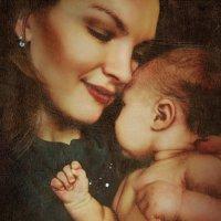 """""""Мадонна с младенцем"""" :: елена"""