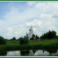 Церковь Живоначального Креста :: Tata Wolf