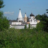 Старица Свято-успенский  монастырь :: Надежда