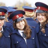 кадеты, казачки :: Илья Касимов