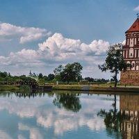 Мирский замок, Беларусь :: Ирина Приходько