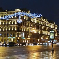 Невский проспект. :: Владимир Гилясев