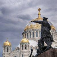 Величие и мощь. :: Ольга Рощектаева