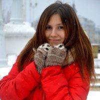 милая девушка :: Надежда Лунева