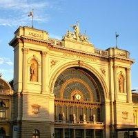 Вокзал Келети («Восточный вокзал»), г. Будапешт :: Денис Кораблёв