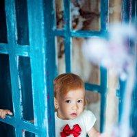 Маленькая леди :: Анастасия Стробыкина