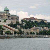 Королевский дворец в Будапеште :: Мария Кондрашова