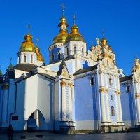 Михайловский златоверхий монастырь :: Ростислав