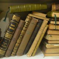 Old books :: Юлия Красноперова