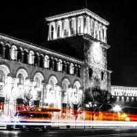 Yerevan nights :: Karen Khachaturov