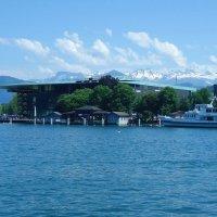 Озеро Люцерн :: Galina Dzubina