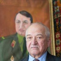 Два портрета/ Не смятый жизнью :: Микто (Mikto) Михаил Носков