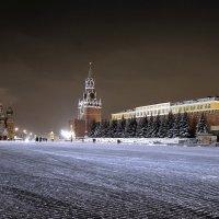 Красная Площадь :: Борис Соловьев