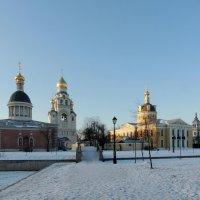 Храмовый комплекс Рогожского кладбища :: Александр Качалин