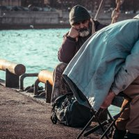 old fishers :: Валентин Шестаков