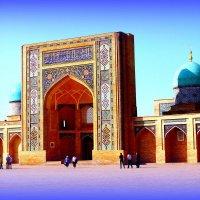 Ташкент. Медресе Барак-хана :: TATYANA PODYMA