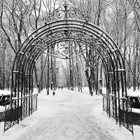 Ворота в :: Александр Войтович